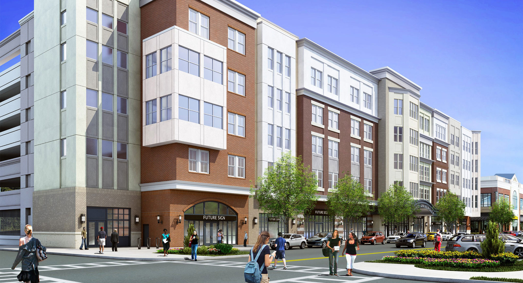 Corporate Real Estate Development : Nexus properties commercial real estate solutions for