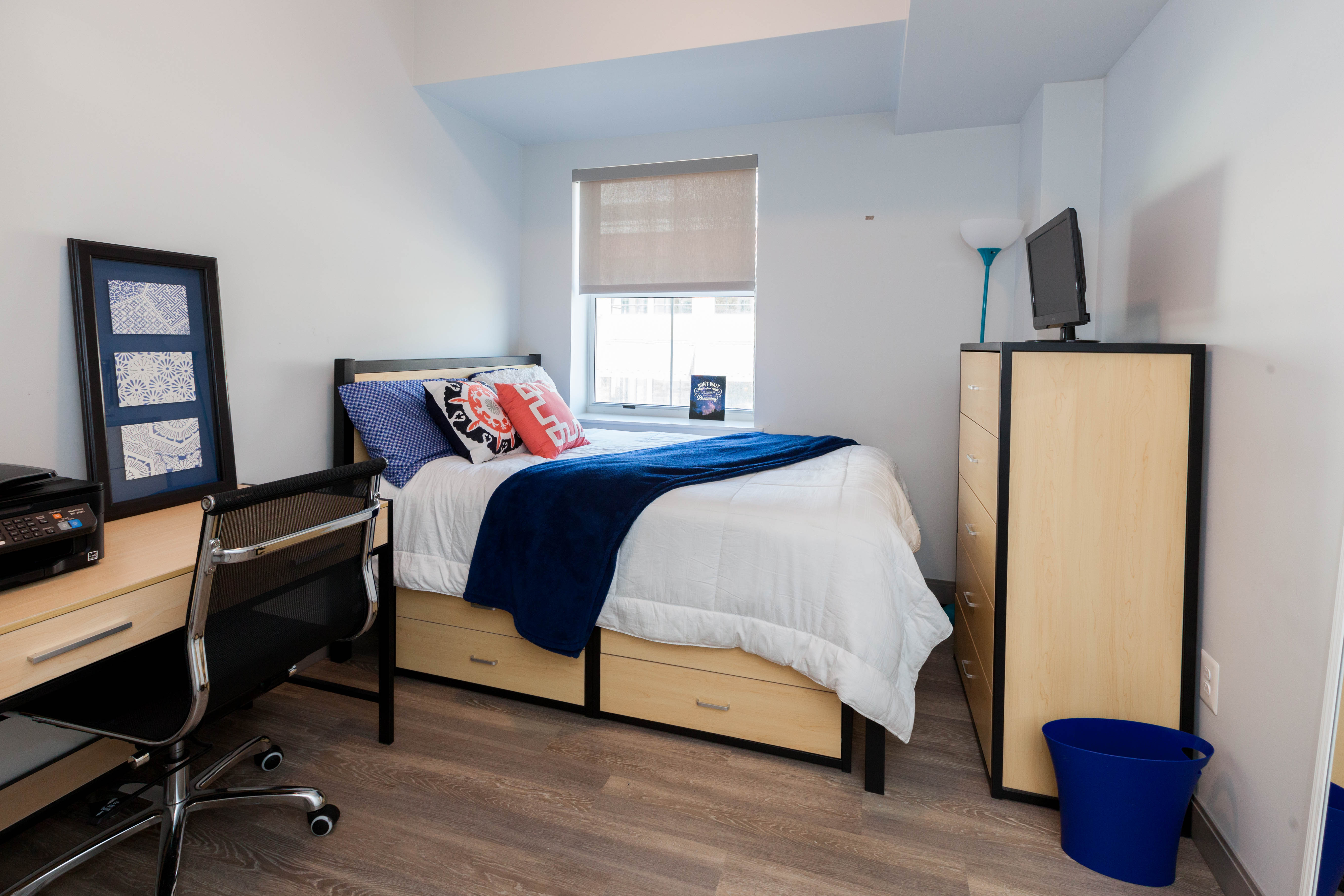 Opened In The Fall 2017 220 Rowan Boulevard Offers Best Of Both Worlds Privately Owned And Operated Student Housing Located Within Minutes