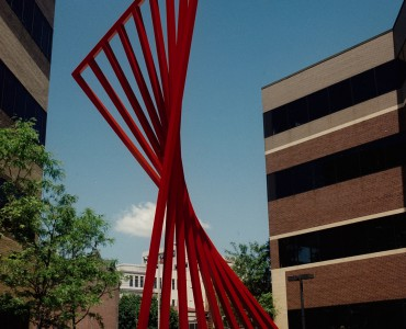 Station Plaza – Sculpture Garden